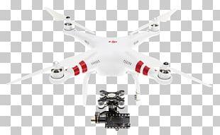 GoPro Hero 4 Phantom Unmanned Aerial Vehicle Gimbal PNG