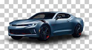 Sports Car 2018 Chevrolet Camaro ZL1 General Motors PNG