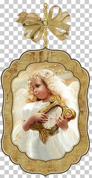 Angel Art Mr M W B Song Christmas Ornament PNG