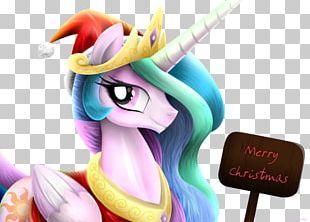 Princess Celestia Twilight Sparkle Pony Christmas PNG