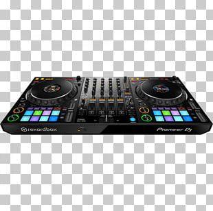 Pioneer DJ DJ Controller Disc Jockey Audio Mixers Nightclub PNG