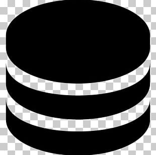 Computer Icons Database Server Black And White Logo PNG