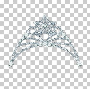 Tiara Crown Diadem Headband PNG