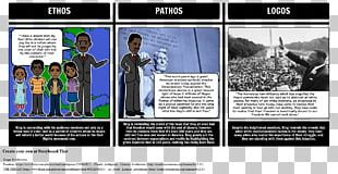 I Have A Dream Ethos Pathos Modes Of Persuasion Logos PNG