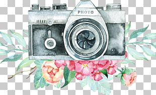 Logo Watercolor Painting Photography PNG