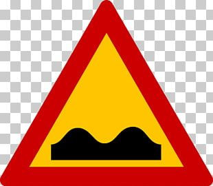 Car Speed Bump Traffic Sign Warning Sign Speed Limit PNG
