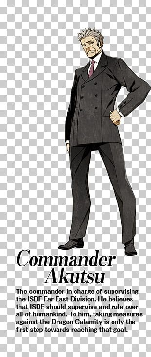Human Behavior Tuxedo M. Character Font PNG
