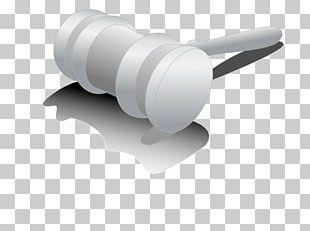 Judge Court Gavel Hammer PNG