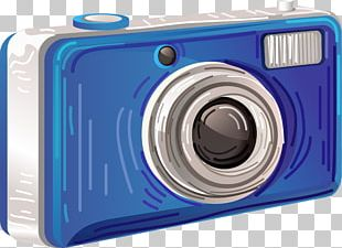 Mirrorless Interchangeable-lens Camera Photographic Film Camera Lens PNG