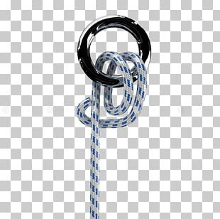 Body Jewellery Knot Half Hitch Anchor Bend PNG