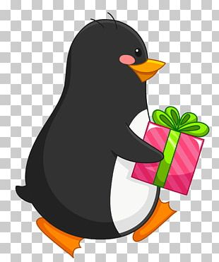 Penguin Amazon.com Christmas Gift Gift Card PNG