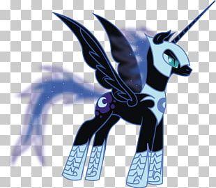 Pony Horse Princess Luna Rainbow Dash Winged Unicorn PNG