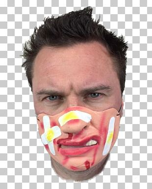 Nose Face Mask Mouth Plaster PNG