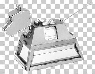 K9 Cyberman Laser Cutting Plastic Model Metal PNG