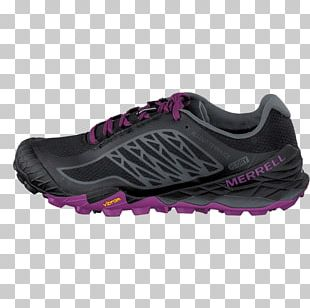 Sports Shoes Merrell Women's All Out Terra Ice Waterproof Grey/Royal Blue 10.5 Trail Running Hiking Boot PNG