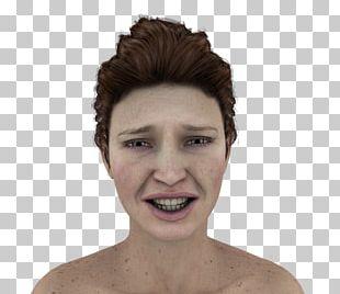 Facial Expression Face Eyebrow Stock Photography PNG
