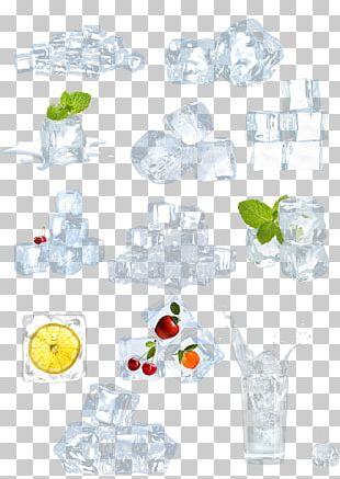 Ice Cube Lemonade PNG