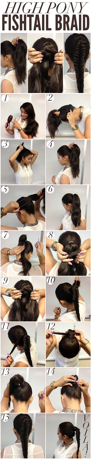 Hairstyle Braid Ponytail Bun PNG