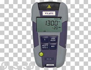 Light Optics Viavi Solutions Optical Fiber Optical Power Meter PNG