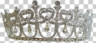 Tiara Crown Of Queen Elizabeth The Queen Mother Imitation Gemstones & Rhinestones Diadem PNG