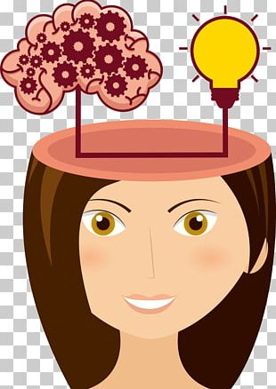 Brain Cerebrum Agy Creativity PNG
