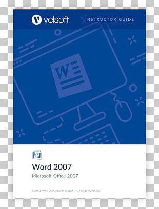 Manual Avanzado De Word 2007 Graphic Design Microsoft Word Brand Product Design PNG