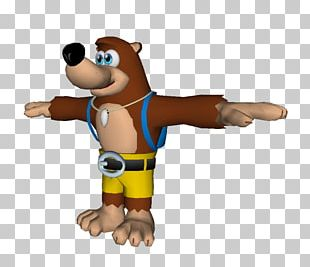 Banjo-Kazooie: Nuts & Bolts Graphic Design Digital Art PNG