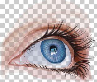 Googly Eyes Iris PNG