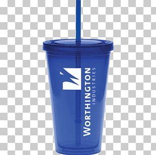 Water Bottles Plastic Cobalt Blue Cup Tumbler PNG
