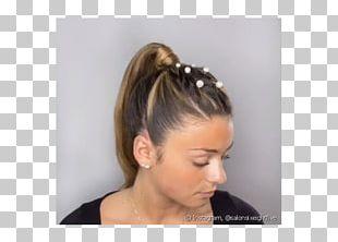 Bun Headpiece Hair Tie Chignon PNG