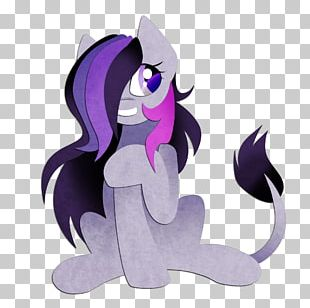 Cat Horse Cartoon Tail PNG