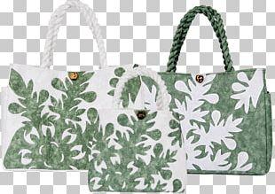 Tote Bag Handbag Shoulder Bag M Quilt Hawaii PNG