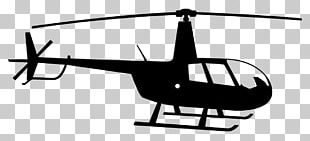 Helicopter Robinson R44 Flight Aircraft Robinson R22 PNG