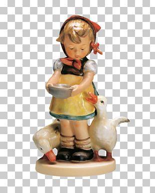 Hummel Figurines Goebel Porselensfabrikk Statue Germany PNG