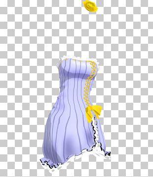 Macaron Dress Artist PNG