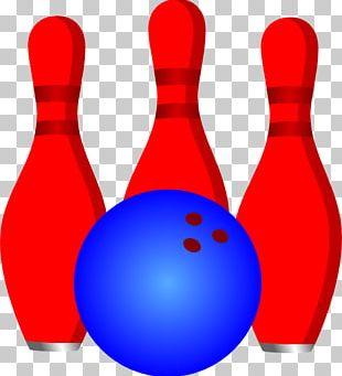 Bowling Pin Bowling Balls Skittles PNG