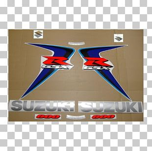 Suzuki GSX-R600 Suzuki GSX-R Series Sticker Motorcycle PNG