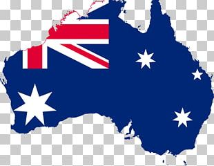 Flag Of Australia Map Commonwealth Of Nations PNG