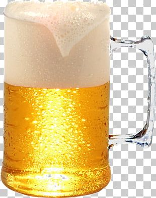 Draught Beer Cup Mug India Pale Ale PNG