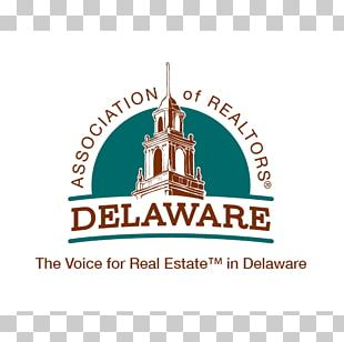 Delaware Association-Realtors Real Estate Logo Estate Agent Facebook PNG