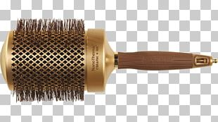 Hairbrush Bristle Comb PNG