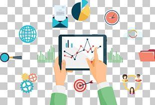 Information Technology Business Digital Marketing PNG