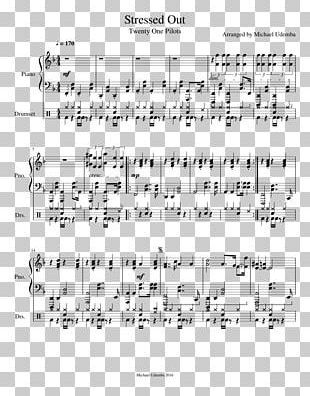 Sheet Music Clarinet After You've Gone Song PNG
