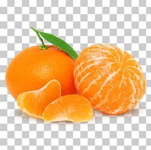 Mandarin Orange Clementine Fruit Tangelo Juice Vesicles PNG
