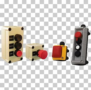 Motor Controller Push-button Electric Motor Electrical Engineering PNG