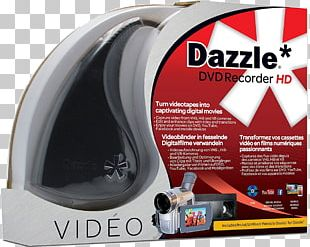 Video Capture VHS Dazzle Pinnacle Systems PNG