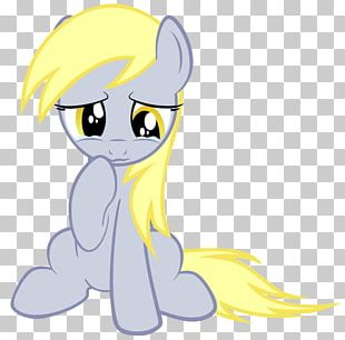 Pony Derpy Hooves Rarity Sadness Crying PNG