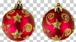 Christmas Ornament Ded Moroz Santa Claus PNG