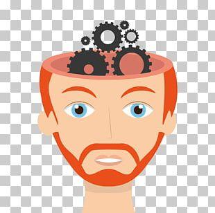 Brain Cerebrum Cartoon PNG