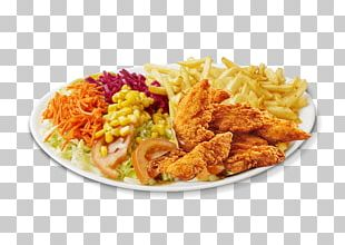 French Fries Fast Food Chicken Fingers Chicken And Chips Pizza PNG